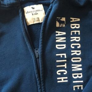 Abercrombie hoodie for boys
